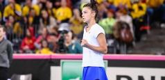 WTA Nur-Sultan: La un pas de finale