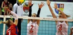 Supercupa României: CSM Volei Alba Blaj câștigătoarea trofeului la volei feminin