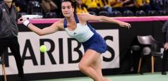 WTA Chicago: Eliminări în optimi