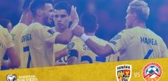 România joacă în premieră pe stadionul Steaua: bilete disponibile la meciul cu Armenia din 11 octombrie