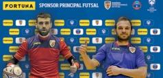 Fortuna extinde parteneriatul cu FRF și devine sponsor principal al fotbalului în sală din România