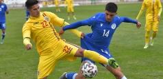 U19: Victorie în primul meci al dublei cu Cipru