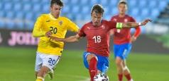 U20: Giafer și Rădăslăvescu parafează victoria cu Cehia