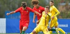U18: Înfrângere cu Portugalia în primul meci la Turneul celor 4 Națiuni