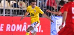 U21: Golul lui Cîmpanu face diferența în amicalul cu suedezii