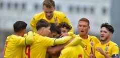 U19: Penalty-ul lui Pantea face diferența