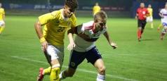 U17: România pierde în fața Rusiei în debutul calificărilor CE 2022