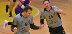 EHF European Cup: Victorie complicată pentru Minaur în prima manșă a turului secund