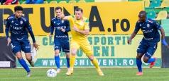 Liga 1: Penalty ratat și egal scos in extremis de oaspeți la Mioveni