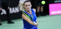 WTA Cluj-Napoca: Bogdan aduce unica victorie românească a zilei