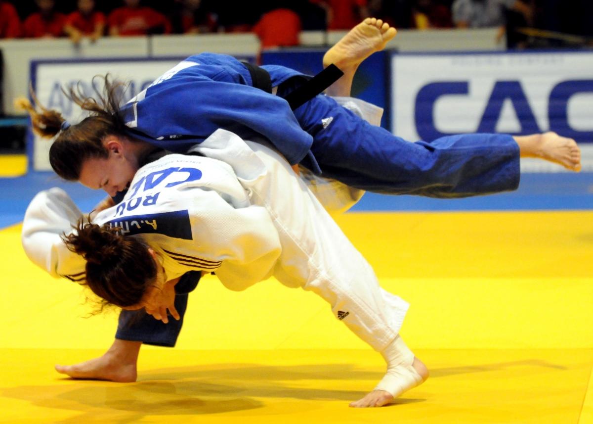 judo pierde în greutate